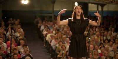 Gemma Arterton in SONG FOR MARION - © Ascot Elite