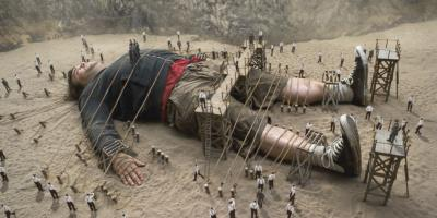 Jack Black in GULLIVER'S TRAVELS - © 20th Century Fox