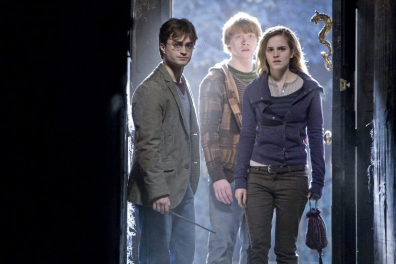 Szenenbild aus HARRY POTTER AND THE DEADLY HOLLOWS - © Warner Bros.