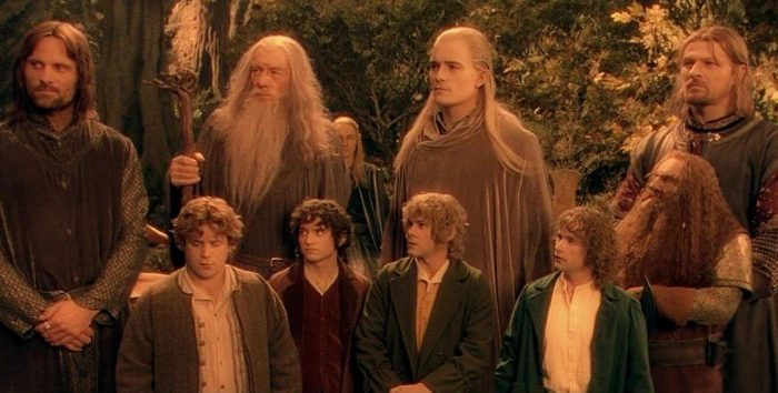 Filmstill aus The Lord of the Rings: The Fellowship of the Ring - © Warner Bros.