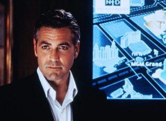 Szenenbild aus OCEAN'S ELEVEN - Danny Ocean (George Clooney) - © Warner Bros.
