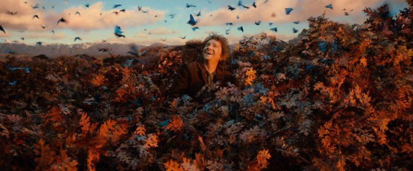 Szenenbild aus HOBBIT: SMAUGS EINÖDE - © Warner Bros.