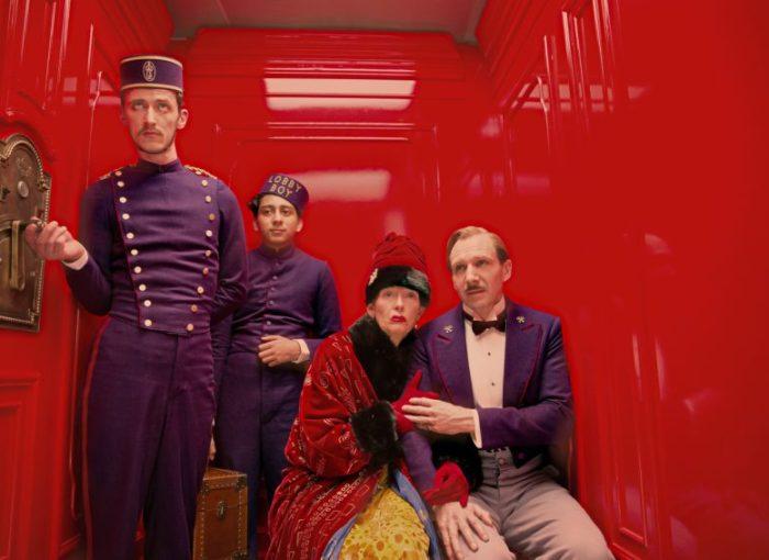 Szenenbild aus GRAND BUDAPEST HOTEL - © 20th Century Fox