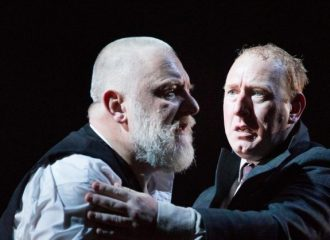 Szenenbild aus NT LIVE: KING LEAR - Photo by Mark Douet