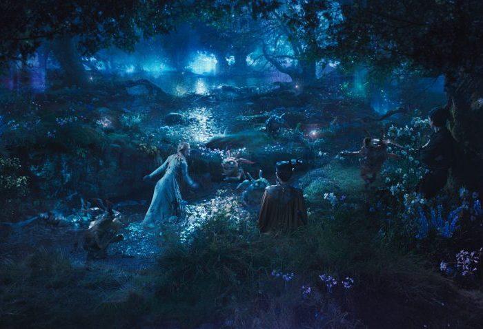 Szenenbild aus MALEFICENT - © Disney