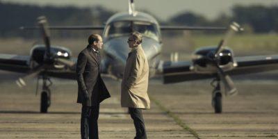 Toby Esterhase (David Dencik) wird von George Smiley (Gary Oldman) unter Druck gesetzt - © Studiocanal Deutschland