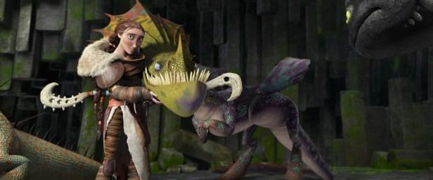 Valka und ihre Drachen - © 2014 DreamWorks Animation L.L.C.