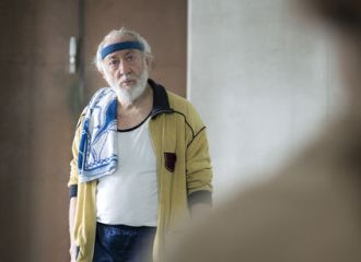 Szenenbild aus SEIN LETZTES RENNEN - © Universum Film