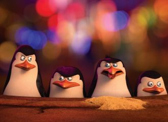 Szenenbild aus PINGUINE AUS MADAGASKAR - © 2014 Dreamworks Animation LLC. All Rights Reserved.
