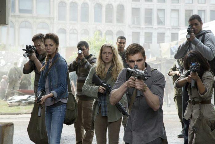 Szenenbild aus WARM BODIES - Menschen gegen Zombies - © Concorde Home Entertainment