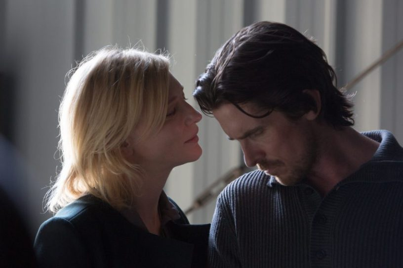 KNIGHT OF CUPS - Nancy (Cate Blanchett) und Rick (Christian Bale) - © Studiocanal