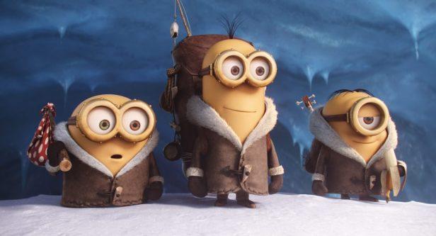 Bob, Kevin und Stuart wollen den größten Schurken finden - © Universal Pictures Germany