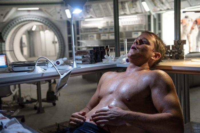 Szenenbild aus THE MARTIAN - DER MARSIANER - Tut schon beim Zugucken weh - © 2015 Twentieth Century Fox