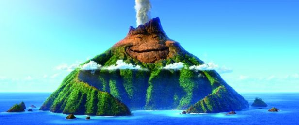 """""""LAVA"""" Pictured: Uku. - ©2014 Disney•Pixar. All Rights Reserved."""