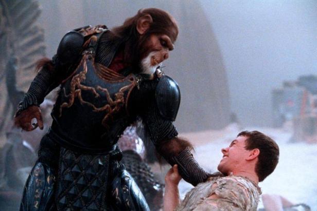 Szenenbild aus PLANET DER AFFEN - Der große Showdown - © Twentieth Century Fox of Germany GmbH