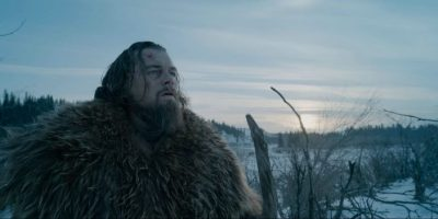 Szenenbild aus THE REVENANT - Leonardo DiCaprio - © 2015 20th Century Fox