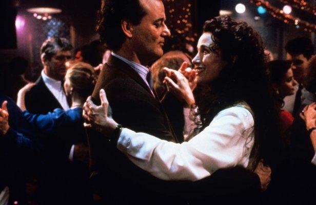 Szenenbild aus GROUNDHOG DO'G - Phil und Rita (Billy Murray, Andie MacDowell) - © Sony Pictures Home Entertainment