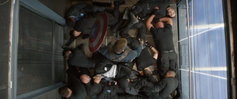 Szenenbild aus CAPTAIN AMERICA: THE WINTER SOLDIER - © Marvel/Disney