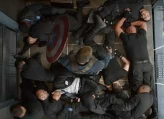 Szenenbild aus CAPTAIN AMERICA: THE WINTER SOLDIER - © Marvel/Disney