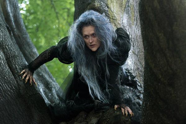 Die Hexe (Meryl Streep) - © Disney