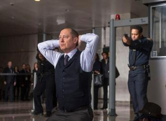 Reddington (James Spader) - © NBC