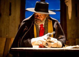 The Hateful Eight Filmstill Samuel L. Jackson Universum Filmverleih