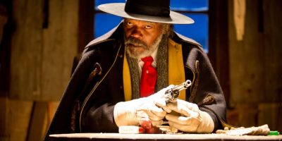 The Hateful Eight Filmstill Samuel L. Jackson Universum Filmverleih