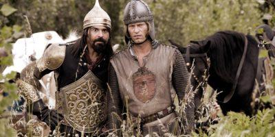 Filmstill aus 1 1/2 Ritter - Auf der Suche nach der hinreißenden Herzelinde (2008) - © Warner Bros.
