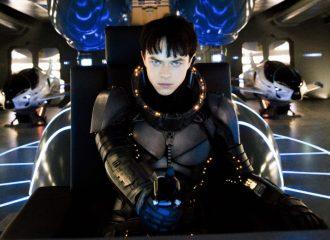 Filmstill aus Valerian and the City of a thousand Planets, Luc Besson, Dane DeHaan, Copyright Universum Filmverleih