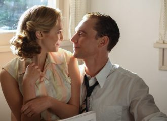 Filmstill aus I SAW THE LIGHT - Audrey (Elizabeth Olsen) und Hank Williams (Tom Hiddleston) - © Sony Home Entertainment