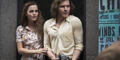 Szenenbild aus COLONIA DIGNIDAD - Lena (Emma Watson) und Daniel (Daniel Brühl) - © Majestic