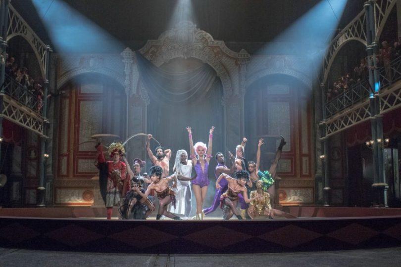 Szenenbild aus THE GREATEST SHOWMAN (2017) - Das Ensemble - © 20th Century Fox