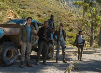 Szenenbild aus MAZE RUNNER: THE DEATH CURE - Maze Runner - Die Auserwählten in der Todeszone (2018) - © 20th Century Fox