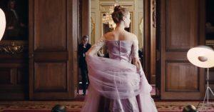 Szenenbild aus DER SEIDENE FADEN - PHANTOM THREAD - © Universal Pictures