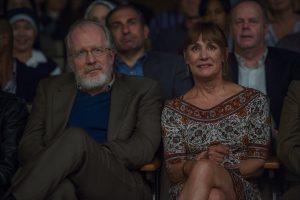 Szenenbild aus LADY BIRD (2017) - Vater Larry (Tracy Letts) und Mutter Marion McPherson (Laurie Metcalf) - © Universal Pictures