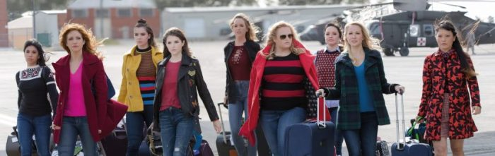 Szenenbild aus PITCH PERFECT 3 (2017) - Die Barden Bellas unterwegs - © Universal Pictures