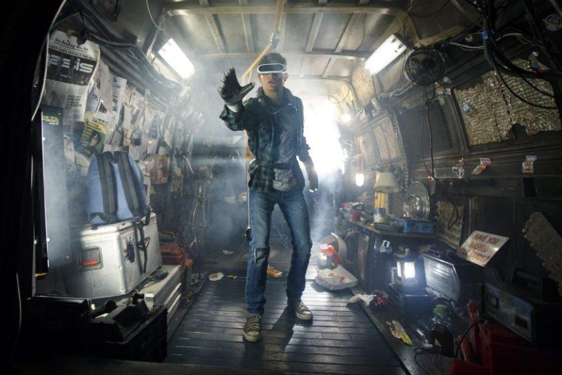 Szenenbild aus READY PLAYER ONE (2018) - Wade Watts (Tye Sheridan) - © Warner Bros. Pictures