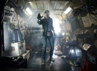 Szenenbild aus READY PLAYER ONE (2018) - Wade Watts (Tye Sheridan) - © Warner Bros. Pictures