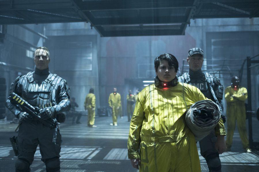 Szenenbild aus DEADPOOL 2 (2018) - Russell (Julian Dennison) in Gefangenschaft - © 20th Century Fox