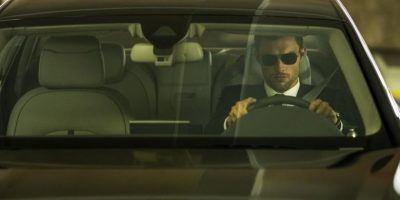 Szenenbild aus THE TRANSPORTER REFUELED (2015) - Frank (Ed Skrein) - © Universum