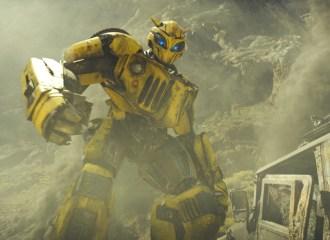 Szenenbild aus BUMBLEBEE (2018) - Bumblebee - © Paramount Pictures