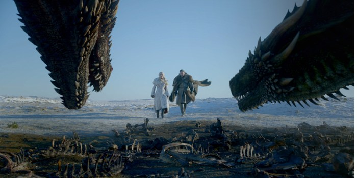 Szenenbild aus GAME OF THRONES - Staffel 8 - © HBO