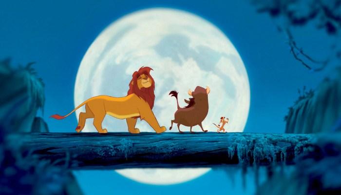 Szenenbild aus THE LION KING - DER KÖNIG DER LÖWEN (1994) - Simba, Pumbaa und Timon - © ©Disney Enterprises, Inc. All Rights Reserved.