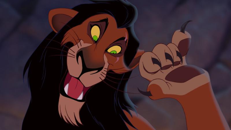 Szenenbild aus THE LION KING - DER KÖNIG DER LÖWEN (1994) - ©Disney Enterprises, Inc.  All Rights Reserved.