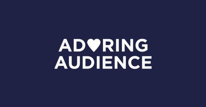 Neuer Header Adoring Audience