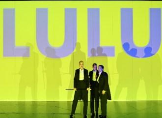 Szenenbild aus LULU - Rsidenztheater München - © Birgit Hupfeld