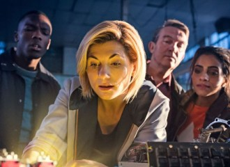 Szenenbild aus DOCTOR WHO - Staffel 11 - © BBC/Polyband