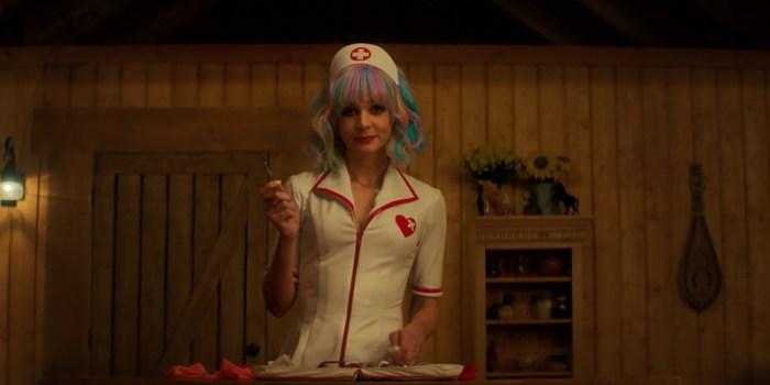 Szenenbild aus PROMISING YOUNG WOMAN - Cassie (Carey Mulligan) - Courtesy of Focus Features