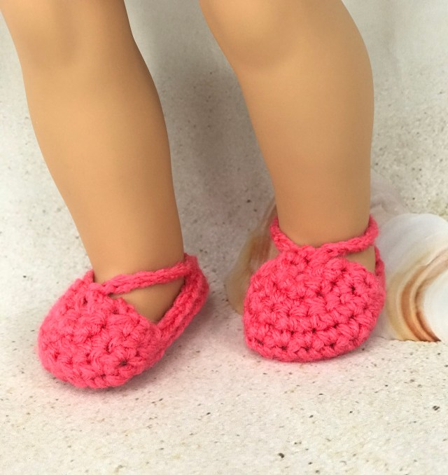 Crochet Pattern 18 Doll Swimsuit Outfit Adoring Doll Clothes