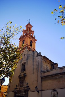 The Campanar (bell tower)